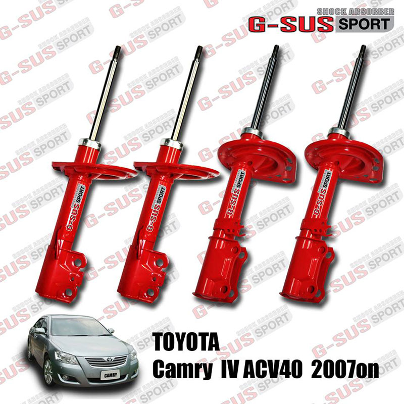 TOYOTA Camry IV ACV40 2007on