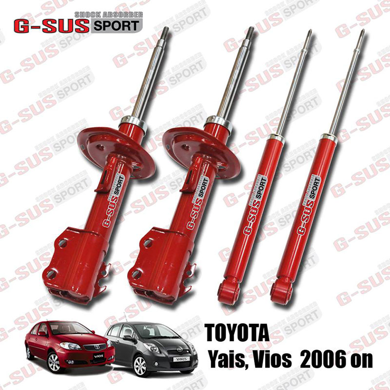 TOYOTA Yais, Vios 2006 on